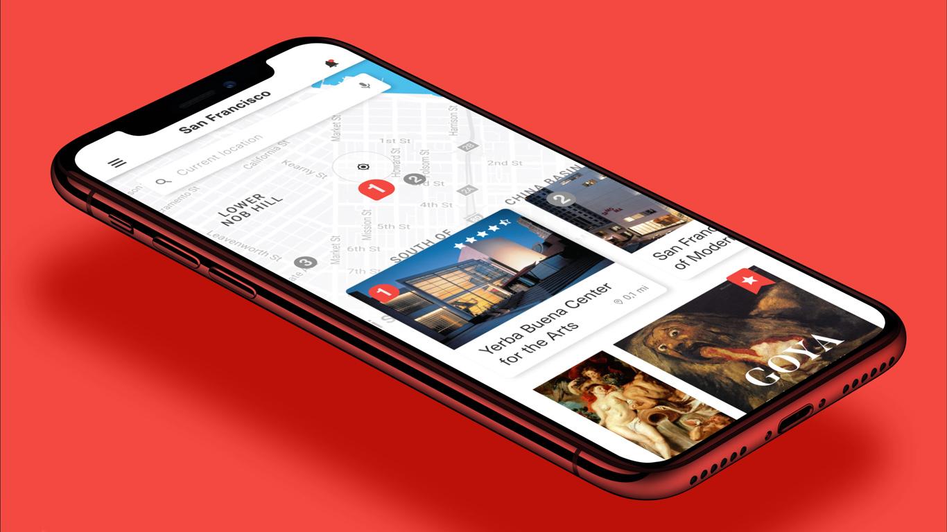 Muzeums Mobile App